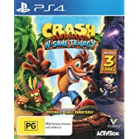 Crash Bandicoot Nsane Trilogy (PlayStation 4)