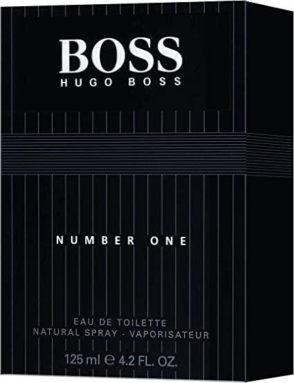 Hugo Boss-Boss Nº 1 Eau de Toilette Vaporizador 125 ml, Multicolor: Amazon.es