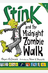 Stink and the Midnight Zombie Walk Kindle Edition
