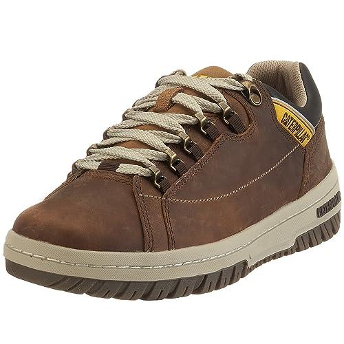 eb719c50 Cat Footwear APA P711584 - Zapatos Casual de Cuero para Hombre: Amazon.es:  Zapatos y complementos
