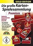 Die große Kartenspielesammlung Premium - Skat, Doppelkopf, Canasta, Rommé, 5 Gleiche für Windows 10, 8.1, 8, 7, Vista und XP