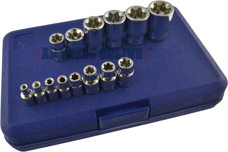 Industrial Hand Tools Power & Hand Tools Female Torx Star E ...