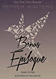 Bonus Epilogue Tears of Tess (Monsters in the Dark Book 5)