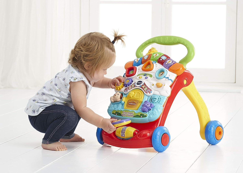 VTech - 505603 - Andador para bebé: Amazon.es: Juguetes y juegos