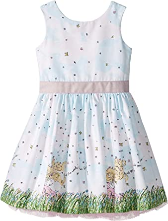 f7ff950f8be9 fiveloaves twofish Baby Girl's Flower Girl Party Dress (Toddler/Little  Kids/Big Kids