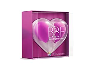 beautyblender BBF Heart, Two Original Makeup Sponges for Foundations, Powders & Creams