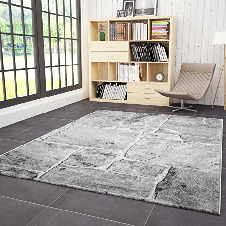 Vimoda tibet7413 classico soggiorno tappeto, molto dich tessuto ...