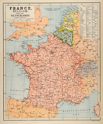 1882 photolithographed map france belgium netherlands corsica italy 1882 photolithographed map france belgium netherlands corsica italy germany orig photolithographed map gumiabroncs Images