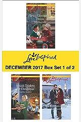 Harlequin Love Inspired December 2017 - Box Set 1 of 2: An Anthology Kindle Edition
