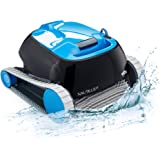 Dolphin Nautilus CC Automatic Robotic Pool Cleaner with Large Capacity Top Load Filter Basket Ideal for Swimming Pools…