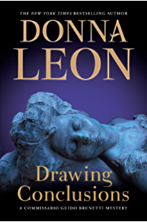 Drawing Conclusions A Commissario Guido Brunetti Mystery Book 20