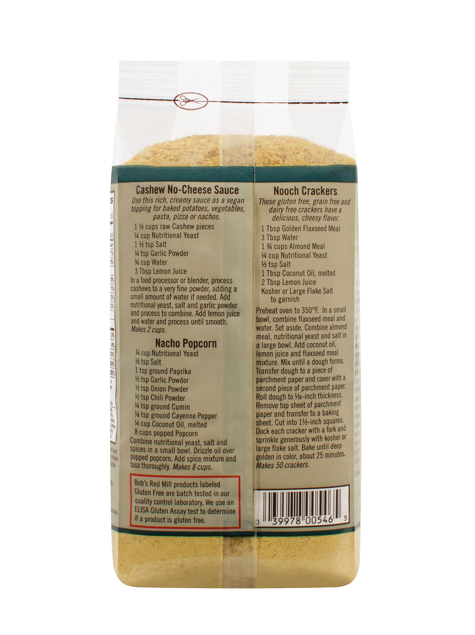 Bob's Red Mill Large Flake Yeast, 8 Ounce by Bob's Red Mill (Image #2)