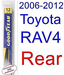 2006-2012 Toyota RAV4 Wiper Blade (Rear) (Goodyear Wiper Blades-Hybrid