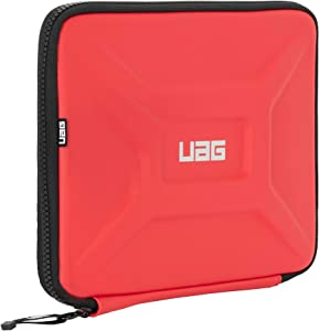 URBAN ARMOR GEAR UAG Small Sleeve for 8-11-ich Devices Magma Rugged Tactile Grip Weatherproof Protective Slim Secure Laptop/Tablet Sleeve