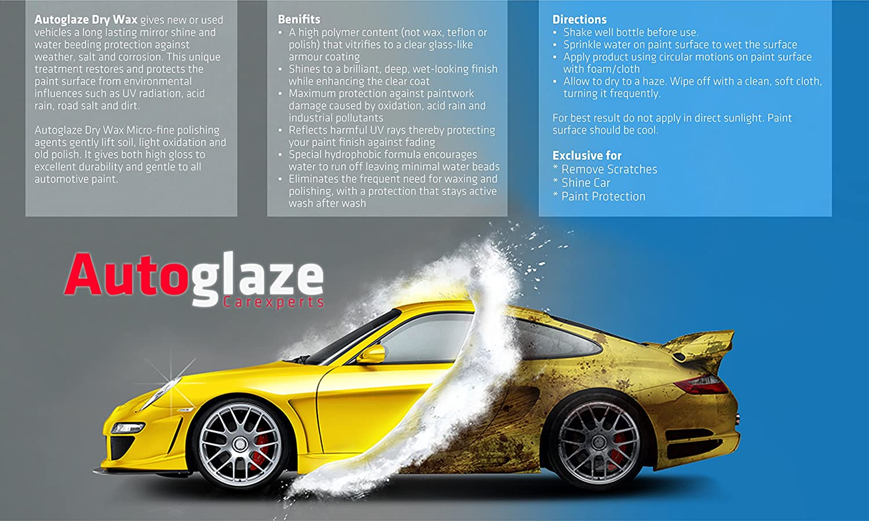 Car Paint Protection >> Autoglaze Paint Protection 450 Ml Amazon In Car Motorbike