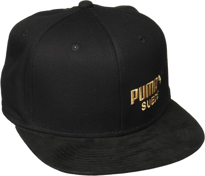 PUMA 21489 01 - Gorra Unisex, Color Negro, Talla única: Amazon.es ...