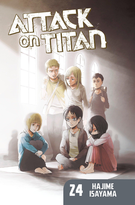 Attack on Titan 24 pdf