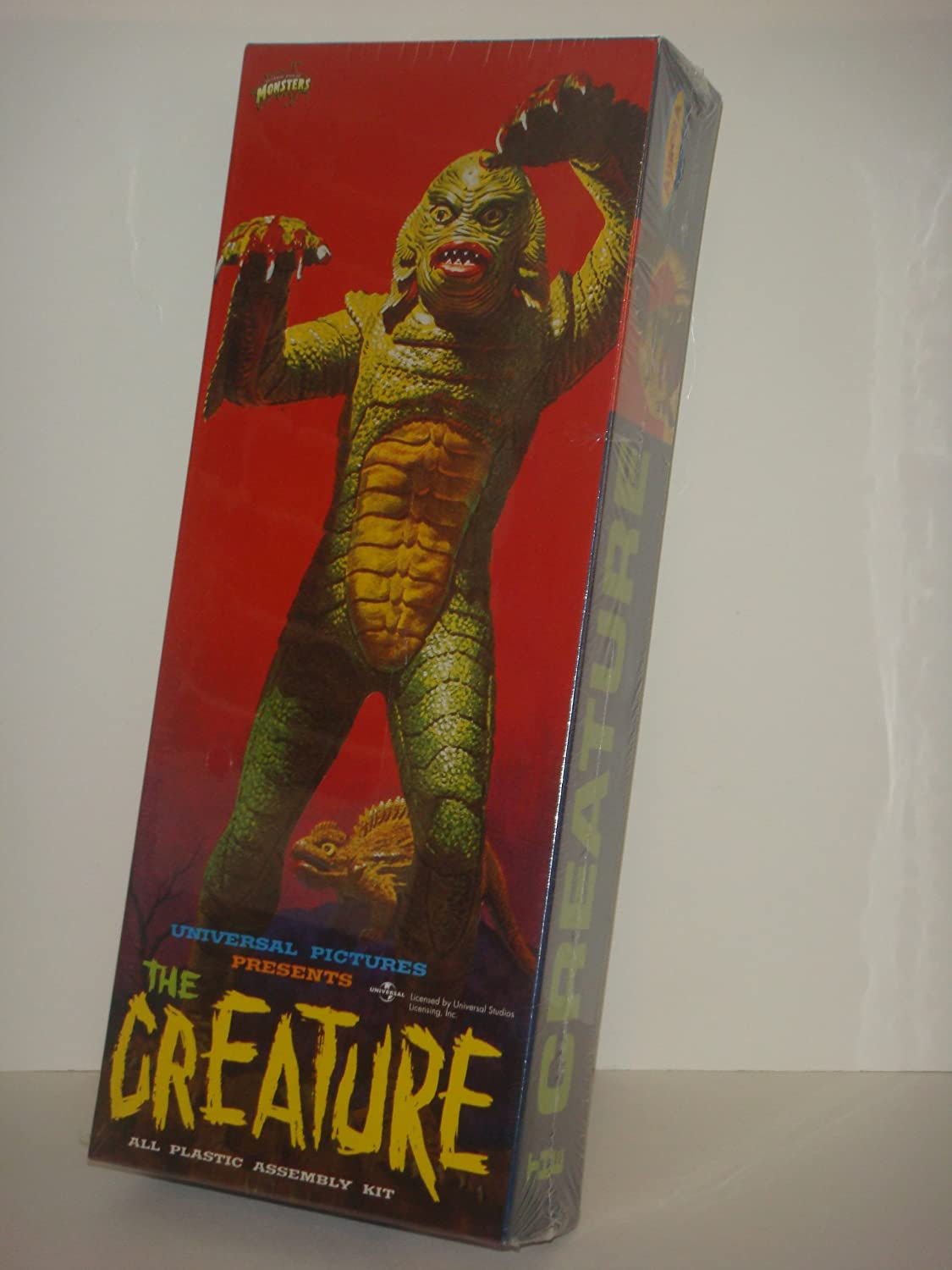 B00001O2YZ The Creature Plastic Model Kit 81dyVU94nXL