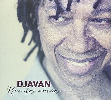 cd rua dos amores djavan