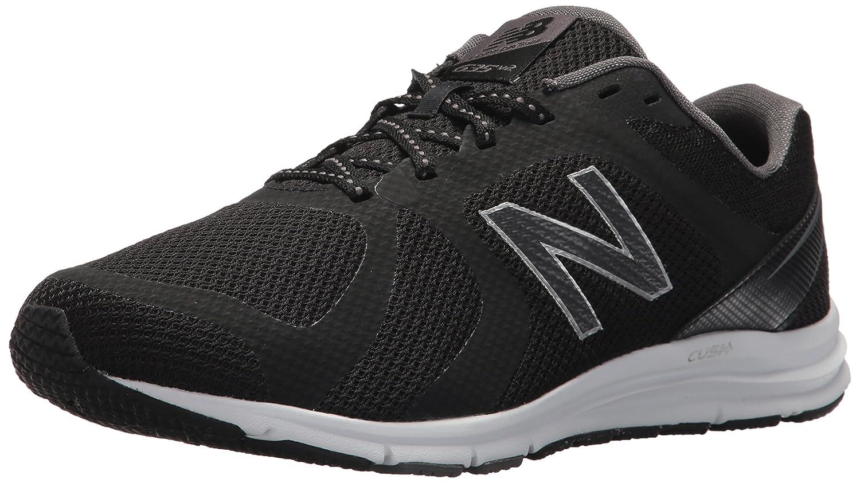 New Balance Men's 635v2 Cushioning Running Shoe B01N6KJSOX 13 D(M) US|Black
