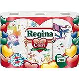 Regina - Carta, 3 veli, Super Assorbenza -   3 rotoli