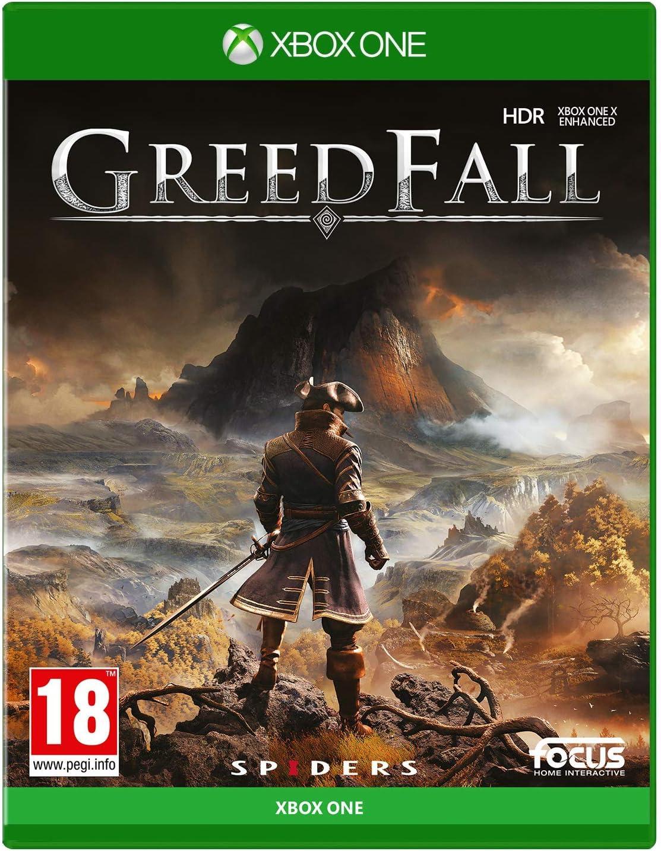 GreedFall - Xbox One - Xbox One [Importación inglesa]: Amazon.es: Videojuegos