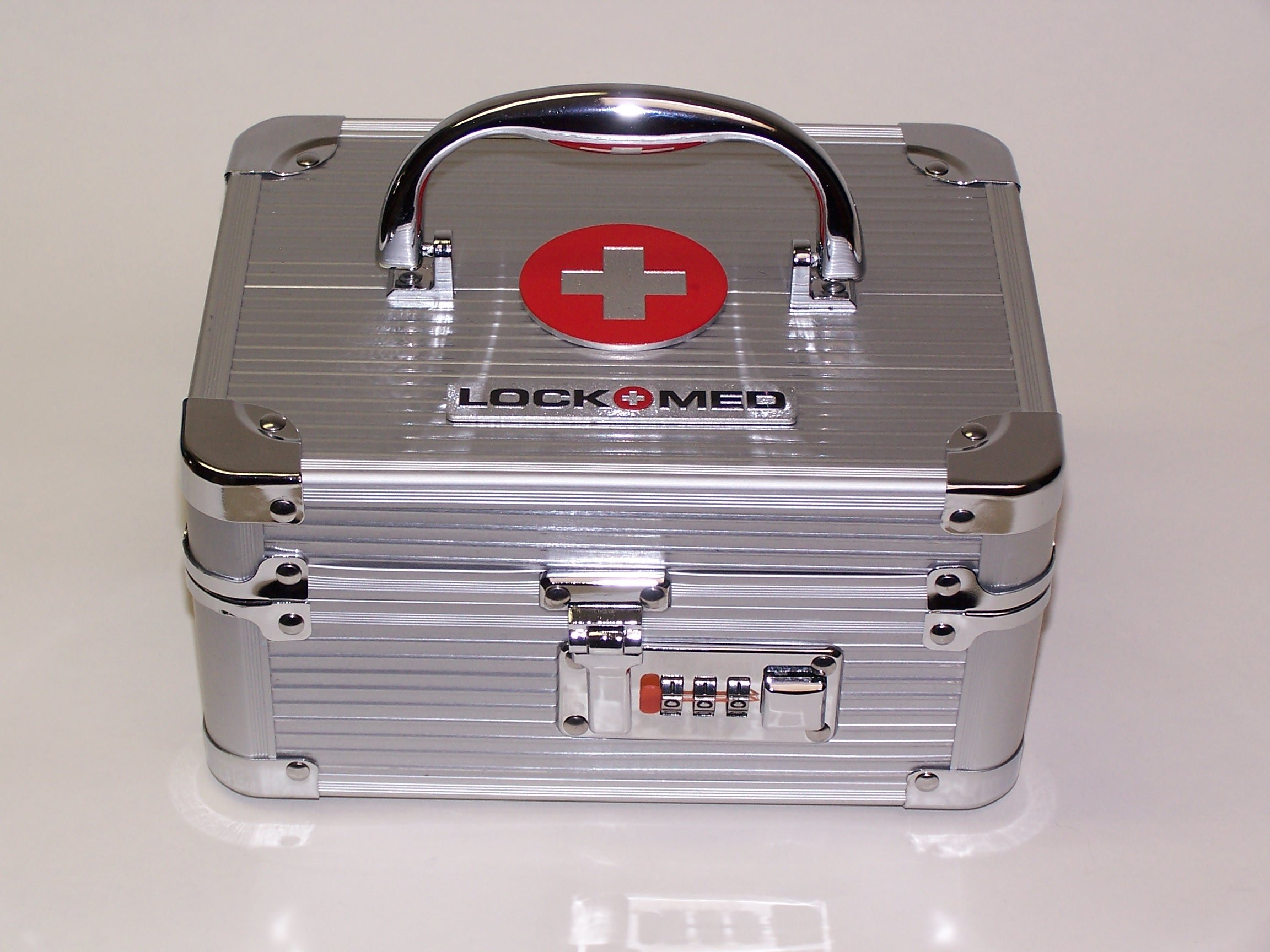 Medication Lock Box by LOCKMED Lockbox