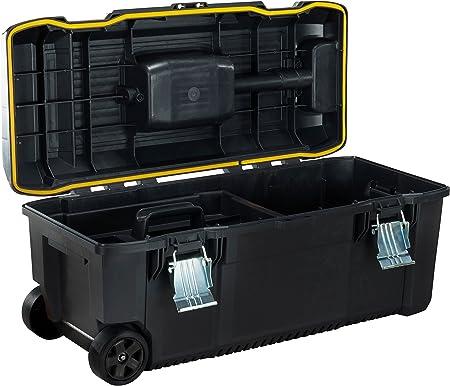 STANLEY FATMAX FMST1-75761 - Caja de Herramientas FatMax de 71cm con ruedas y asa telescópica: Amazon.es: Bricolaje y herramientas