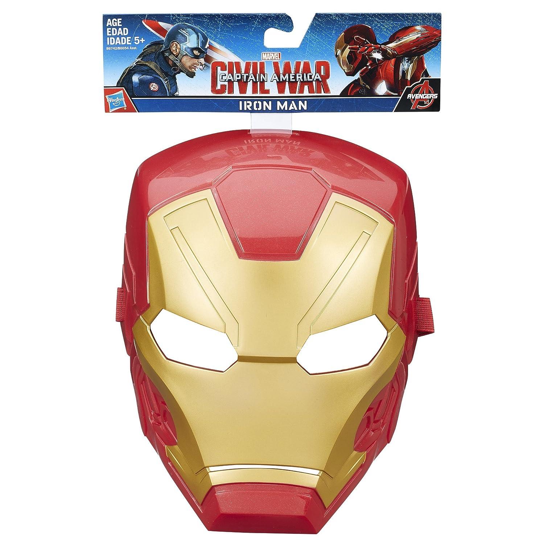 amazoncom marvel captain america civil war iron man mask toys games