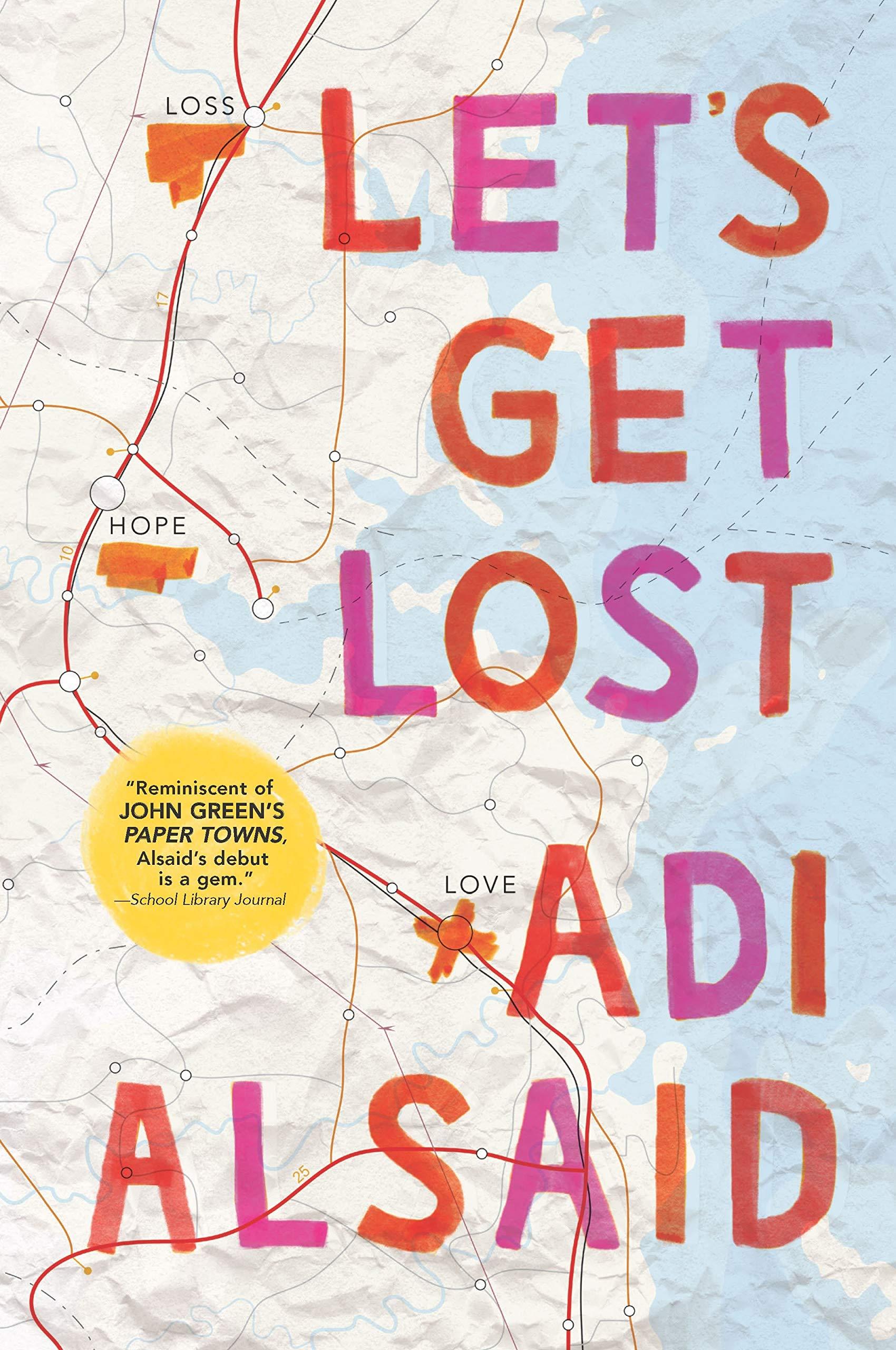 Image result for lets get lost