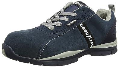 Goodyear GYSHU3052 - Zapatos de seguridad, Unisex adulto, Azul (MarineAzul), 39