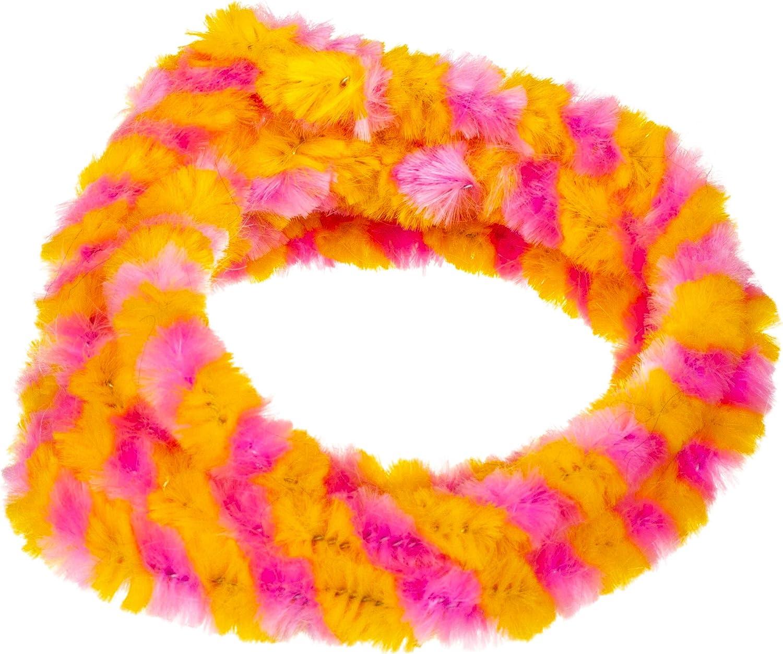 vorne /& hinten Nabenputzringe W/ÜMA gelb//rosa SET 560mm lang. f/ür SIMSON-Nabe 168mm