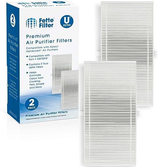 Filtro de aire HEPA compatible con Febreze FRF101B & Honeywell HRF ...