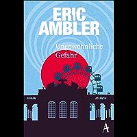 Ungewöhnliche Gefahr (German Edition)