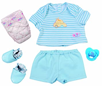 baby born boy clothes