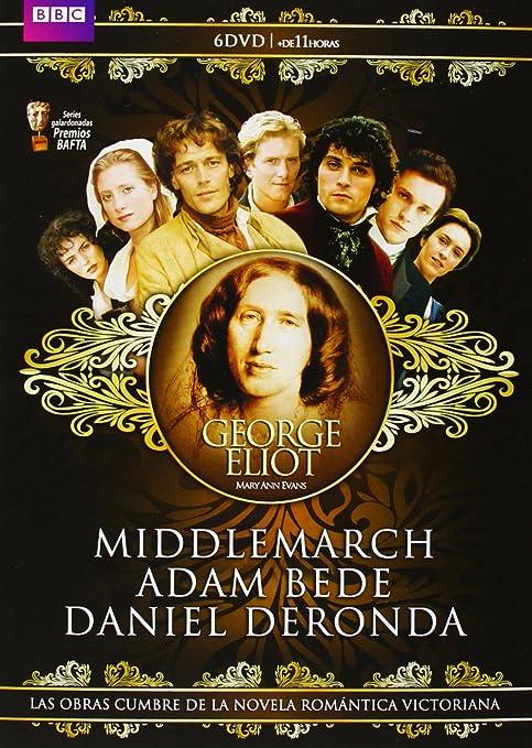 Pack George Elliot [DVD]: Amazon.es: Cine y Series TV