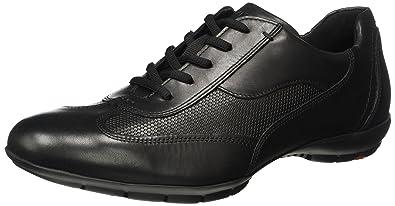 LLOYDArmin - Zapatillas Hombre, Color Negro, Talla 44
