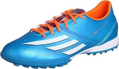 adidas F10 TRX TF Fussballschuhe Solar Blue-Solar Zest ...