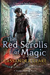 The Red Scrolls of Magic (The Eldest Curses Book 1) Kindle Edition