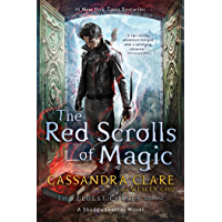 The Red Scrolls of Magic (The Eldest Curses Book 1) book cover