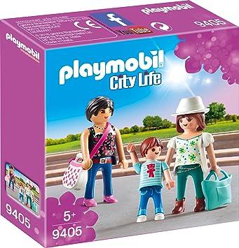 Playmobil Mujeres con Niño Juguete geobra Brandstätter 9405: Playmobil: Amazon.es: Juguetes y juegos