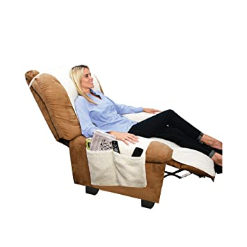 Natures Pillows SU-1000MO Sobakawa Snuggle Up Polyfleece Recliner Cover Natural  sc 1 st  Amazon.com : snuggle recliner - islam-shia.org
