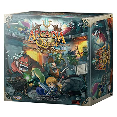 Arcadia Quest: Core Game: Toys & Games