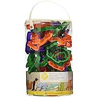 Wilton Set de 50 cortadores con Figuras de Animales