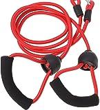 SportPlus - Expander mit Handgriffe für Trampoline mit Klettverschluß – Expanderbänder im2er Set - Widerstandsbänder für Trampoline - Trampolinzubehör - SP-T-110-EXP