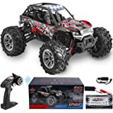 HisHerToy 4WD RC Trucks for Adults IPX4 Waterproof RC Cars High Speed Remote Control Cars 4x4 for Boys Girls 1:16 / 36km/h Of