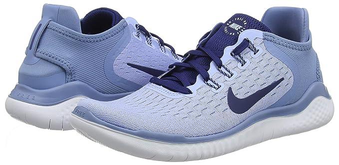 d794fecef12a8 Amazon.com  Nike Womens Free Run 2018 Running Shoes (8.5 B US ...