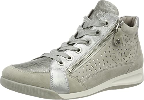 ARA Damen Rom STF 12 34441 Hohe Sneaker