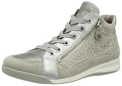 ARA Damen Rom-STF 12-34441 Hohe Sneaker  Amazon.de  Schuhe   Handtaschen 9c06e6f005