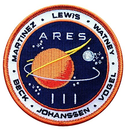 Titan One Europe Martian Movie Space Exploration Unknown Universe Endurance Crew Uniform NASA Bag Jeans Jacket Patch Iron On Parche Bordado Termoadhesivo: ...